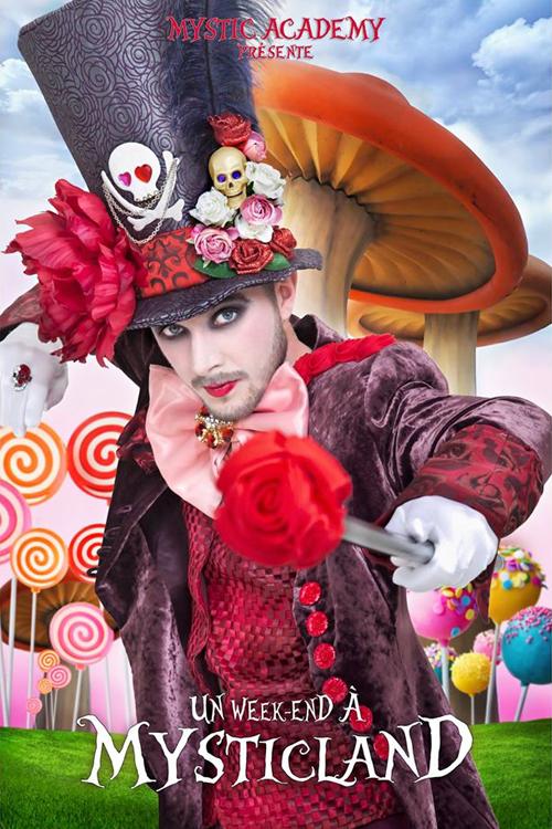 Hat, dance show, april 2015 - photographer: Hubert Helieu, model: Valentin Tavernier, for Sabrina Degor